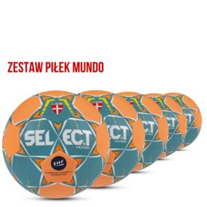 Zestaw piłek Mundo